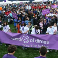 Custom Vinyl Banners for March of Dimes